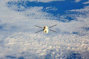 ATV bereitet den Weg in die Zukunft der Raumfahrt
