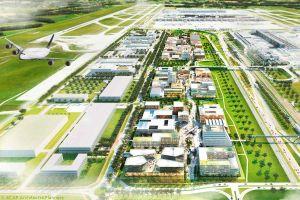 Gründerzentrum auf dem Flughafen München geplant