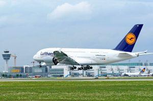 A380 der Lufthansa: Vorbote kommt früher nach München