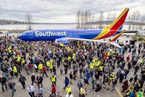 Boeing 737 im Guinnes Buch der Rekorde