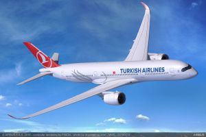 Turkish Airlines kauft 25 Langstreckenjets Airbus A350