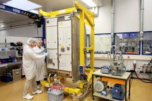 ISS soll CO2 recyceln: Testgerät startet von Japan