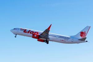 Lion Air Group fliegt die erste B737 MAX 9