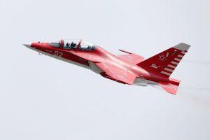 Yak-130 stellte Rekorde bei Steigrate
