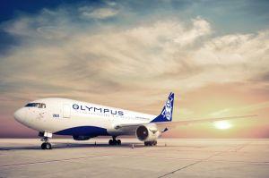 Olympus Airways legt Gran Canaria ab PAD auf