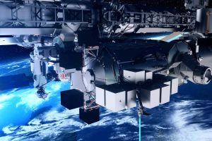 Laserkommunikation zur Erde vor dem Start