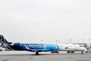 München – Groningen mit CRJ-700 aufgenommen