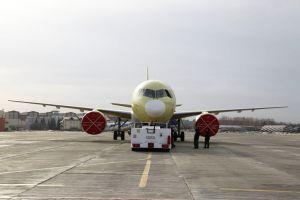 Irkutsk stellt zweiten MC-21 fertig