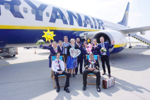 Ryanair mit Zielen ab Memmingen und Fraport