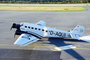 Ju 52 startet mit Pilotentrainings ins Jahr 2018