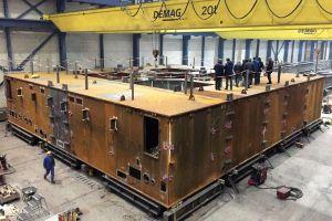 Ariane 6: Anlagen zur Positionierung aus Mainz