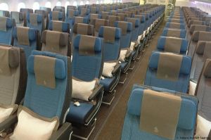 """Economy state-of-the-art"" im neuesten Dreamliner"