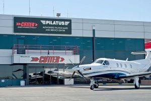 Cutter Service- und Vertriebscenter für Pilatus in USA