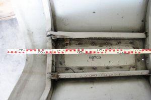 B747-400 Frachter verlor Verkleidung vor MUC