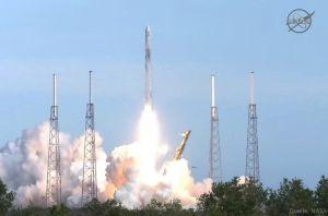SpaceX fliegt Horizons-Experimente zur ISS