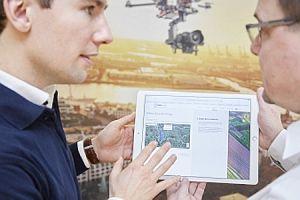 Lufthansa Technik startet Serviceplattform für Drohnen