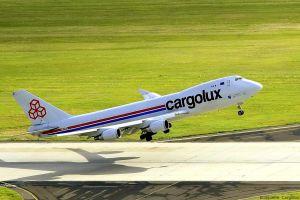Cargolux Airlines fliegt weiter Pharma nach GDP