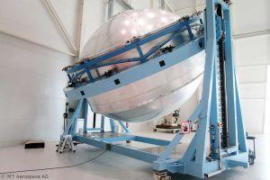 Wasserstofftank für Ariane 6 aus modernster Fertigung