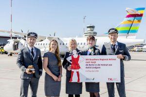 ATR 72-600 bringt Berliner in die Heimat von Astrid Lindgren