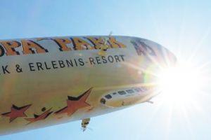 Zeppelin NT im XTREM-Flug zeigt, was er kann