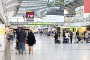 Acht Prozent mehr Osterpassagiere in Dortmund
