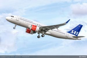 35 neue A320neo: SAS komplett zu Airbus