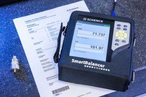Auswuchttechnik: Messung braucht Normierung