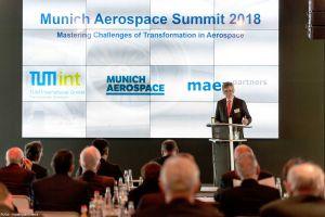 Aerospace Summit: High-Tech-Branche vor Wandel