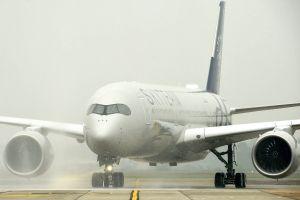 A350 von Vietnam Airlines im SkyTeam-Look