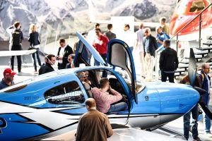Drohnen verdrängen Hubschrauber: AERO über Konkurrenz