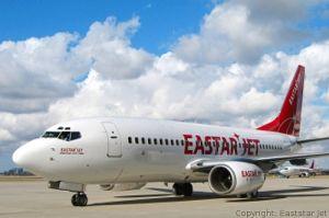 Teileversorgung der B737 NG für Eastar Jet von LHT
