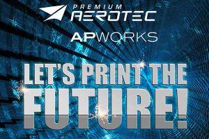 Premium AEROTEC kauft 3D-Druck-Spezialisten APWORKS