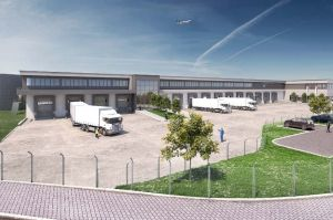 Swissport investiert groß in CargoCity des Fraport