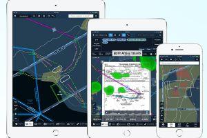 Boeing: Daten von Jeppesen in Apps von ForeFlight