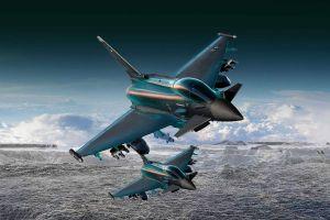 Eurofighter will Nachfolger für Tornado werden
