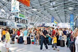 Familientag Crazy Sunday am Köln Bonn Airport