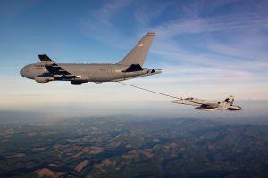 Tankflugzeug KC-46 erhält STC der FAA