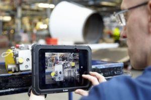 LTLS: Material für Flugzeuge jetzt per App identifiziert