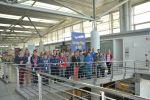 Berufsalltag im Flughafen am FMO erlebt