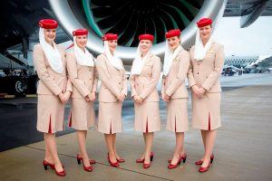 Emirates sucht am Recruiting Day deutsche Flugbegleiter