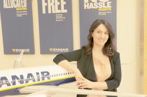 Chiara Ravara Head of Sales & Marketing bei Ryanair