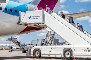 Flughafen Stuttgart warnt vor Wartezeiten zu Pfingsten