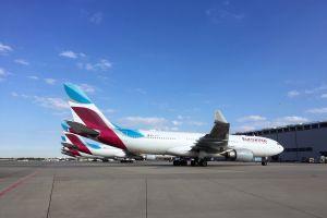 Eurowings legt mit Flugzeugen und Fernzielen ab DUS nach