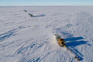 Expedition ins Eis: Routenplanung dank DLR-Radar
