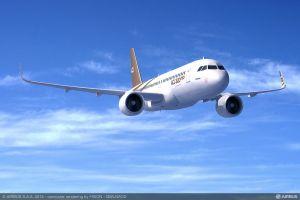 ACJ: Erster A320neo als Businessjet in Bau