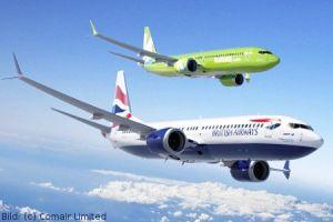 LHT schließt Servicevertrag für Comair B737 MAX 8