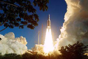 Auftragslage bei MT Aerospace: Ariane 5 zu Ariane 6
