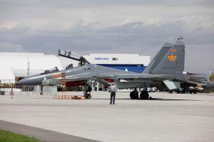 Suchoi Su-30SM Kampfjets für Kasachstan