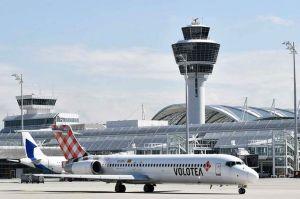Volotea startet München – Montpellier