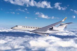 Global 7500 neues Business-Flaggschiff von Bombardier